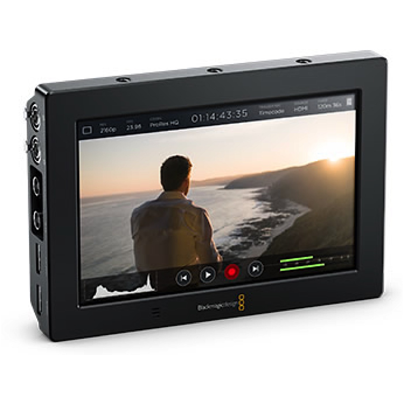 Blackmagic Design Video Assist 4K Solid State Video Recorder