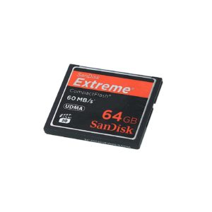 Sandisk 64GB 400x 60MB/s Compact Flash Card