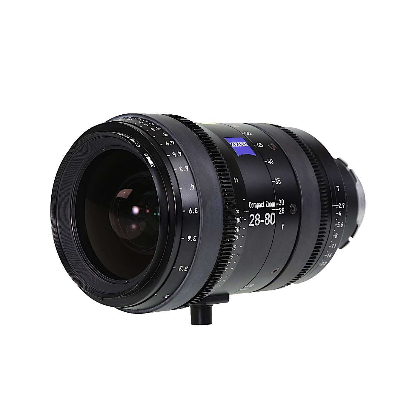Zeiss 28-80mm PL/EF Compact Zoom Lens