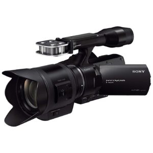 Sony NEXVG30H Interchangeable Lens HD Camcorder & Lens