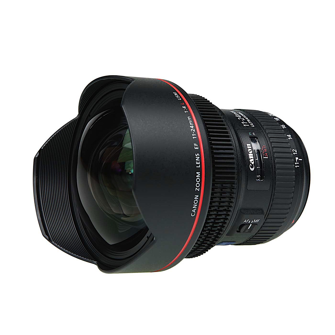 Canon EF 11-24mm Still Photo Zoom Lens