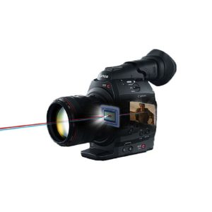 Canon EOS C300 with Dual Pixel CMOS AF Feature Upgrade