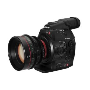 Canon EOS C300 EF 24-70 KIT with Dual Pixel CMOS AF Feature Upgrade