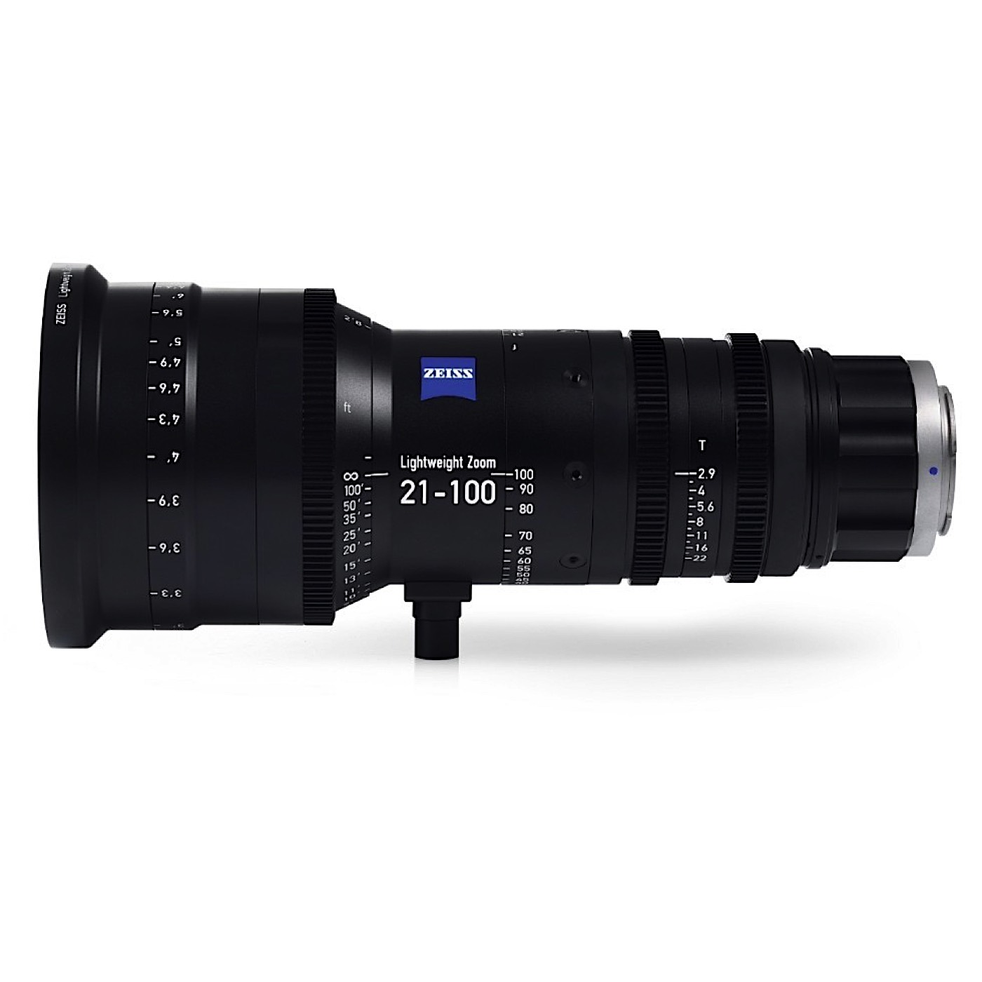Zeiss 21-100mm Lightweight Zoom Lens