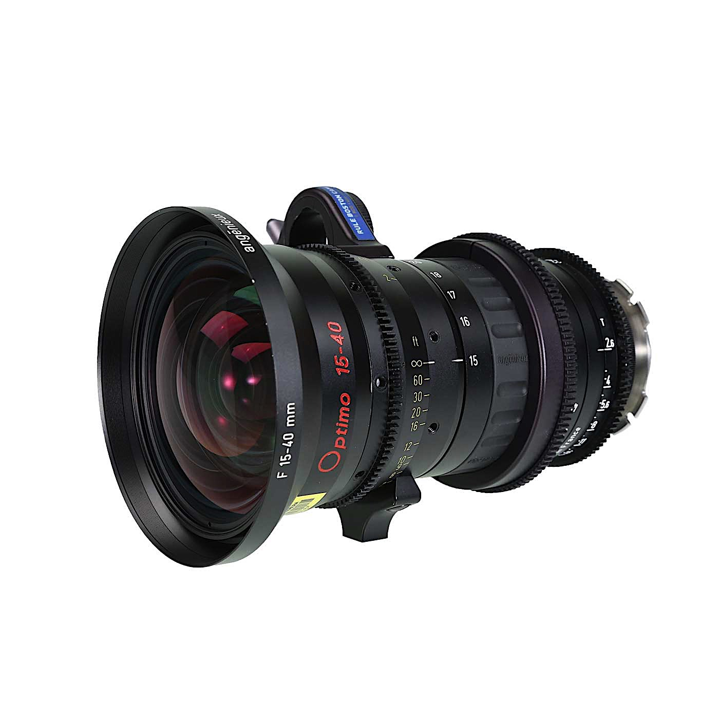 Angenieux 15-40mm Optimo Zoom Lens