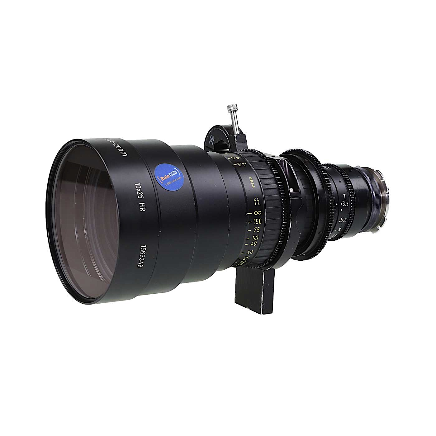 Angenieux 25-250mm HR Zoom Lens